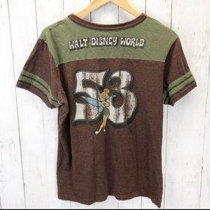Disney Tinkerbell t-shirt size XL